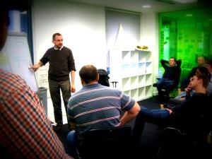 Steve Freeman at thetrainline.com