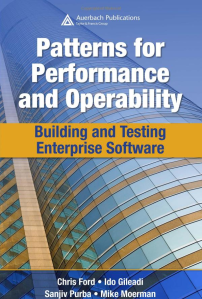 Patterns for Performance and Operability - cover
